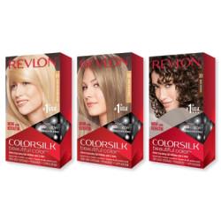 Безаміачна стійка фарба для волосся Revlon ColorSilk