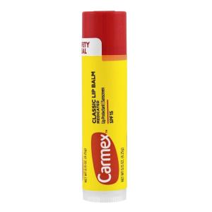 Carmex Classic Lip Balm Medicated Original Stick SPF 15 Лікувальний бальзам для губ в стику 4.25 г