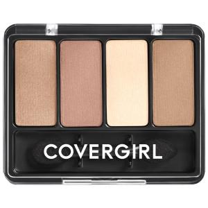 CoverGirl Eye Enhancers Eye Shadow Kit Палетка тіней відтінок 215 Country Woods (шиммер)