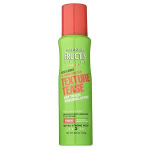 Garnier Fructis Style Texture Tease Dry Touch Finishing Spray Текстуруючий спрей для укладки волосся 109 г