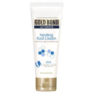Gold Bond Ultimate Healing Foot Therapy Cream Лечебный крем для ног 113 г
