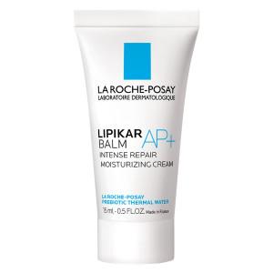 La Roche-Posay Lipikar Balm AP+ Intense Repair Moisturizing Cream Увлажняющий крем для лица и тела для очень сухой, чувствительной кожи 15 мл (миниатюра)