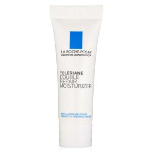 La Roche-Posay Toleriane Double Repair Face Moisturizer Зволожуючий крем для обличчя для чутливої шкіри 3 мл (мініатюра)