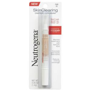 Neutrogena SkinClearing Blemish Concealer Рідкий консилер проти акне відтінок 05 Fair