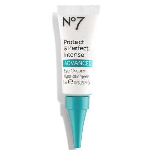 No7 Laboratories Protect & Perfect Intense Advanced Eye Cream Крем для шкіри навколо очей 5 мл (мініатюра)