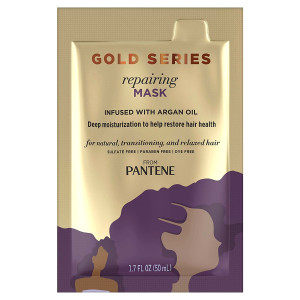 Pantene Pro-V Gold Series Repairing Mask Відновлююча маска для волосся 50 мл