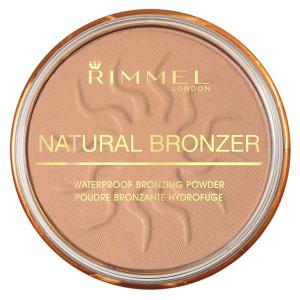 Rimmel Natural Bronzer Бронзуюча пудра для обличчя відтінок 027 Sun Dance